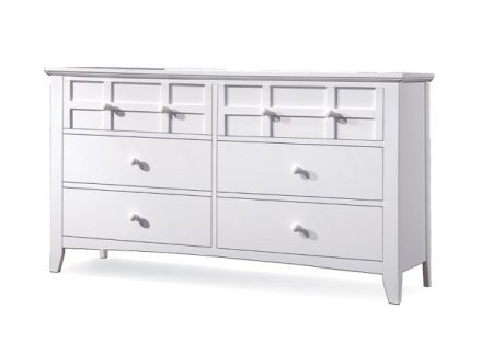 23005 - 6 drawer dresser..