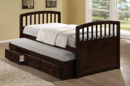 Ocean captain bed