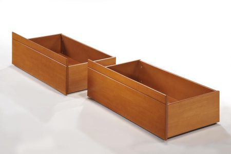 Storage box  275 , 315 (dirty oak)