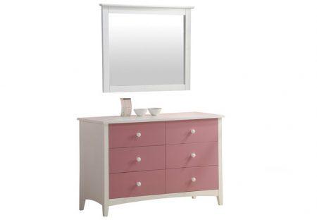 23002 - dresser , 23002-MR (pink).