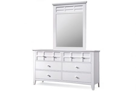 23005 - 6 drawer dresser +23005-MR.