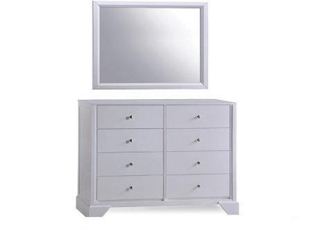 23008 - 8 drawer dresser +23001-MR.