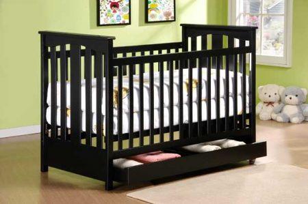 Mirach crib (wenge)