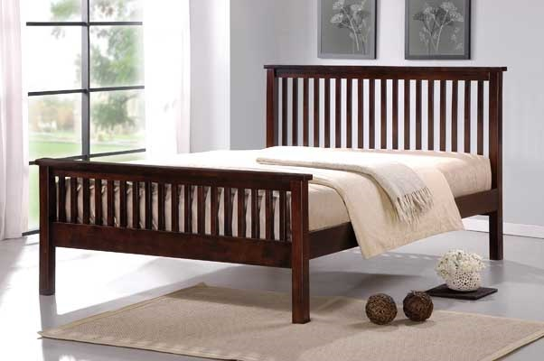Solid wooden bed malaysia | Solid Wood Furniture | Wooden ...