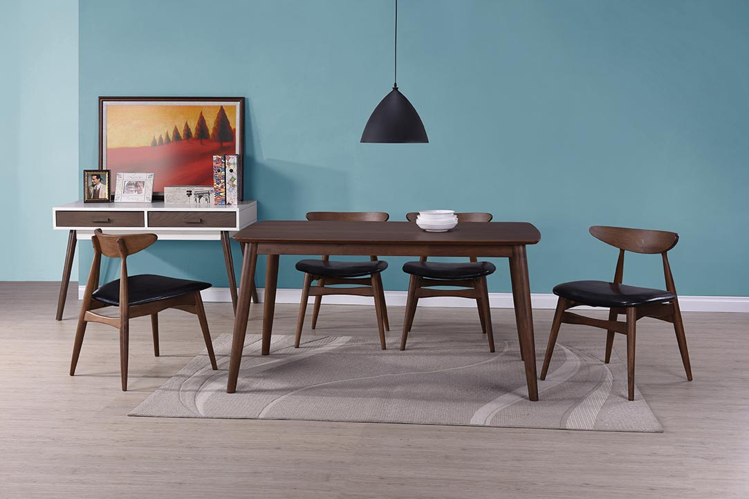 Wooden dining set malaysia manufacturer