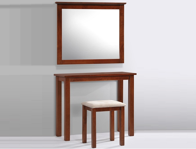 23022 Wooden Stool Wooden Furniture Wooden Malaysia